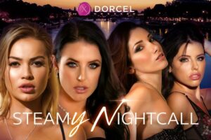 Even without a heat wave, nights are hot on #DorcelTVCanada. And even hotter in the US, where our exclusive stunt #SteamyNightcall stands at the top o...