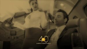 40 years of luxure, hot muses, pornochic, perversion, temptations, submission, nurses, secretaries, maids, cult series, adventures on Dorcel Airlines,...