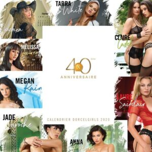 For a 2020 all about luxure, Vanessa Media offers its subscribers & followers the chance to get Dorcel's 2020 Calendar!! Write us in private or DM...