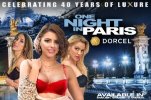 What about a hot Parisian night ? Epic launch release this week on TVOD in the US with Dorcel's mega blockbuster #OneNightInParis in English, Spanish ...