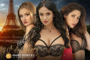 In December, we highlight Dorcel's 40th Anniversary with an exclusive #TVOD stunt now available throughout Canada & USA. No less than 30 films, fr...